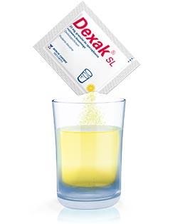 Jak stosować lek Dexak SL?