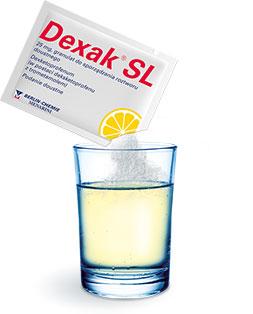 Jak stosować Dexak SL?