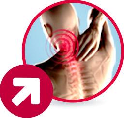 Zestaw ćwiczeń - Odcinek szyjny kręgosłupa