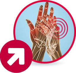 Zestaw ćwiczeń - Stawy rąk